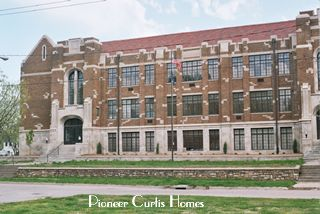 Pioneer Curtis Homes