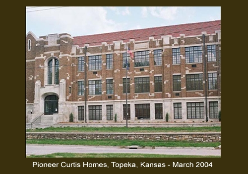 Pioneer Curtis Homes, Topeka, Kansas